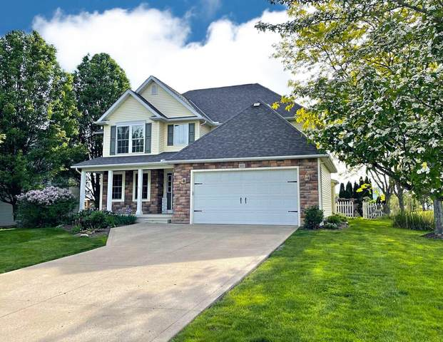 110 Stone Hedge Row Drive, Johnstown, OH 43031 (MLS #221017356) :: Jamie Maze Real Estate Group