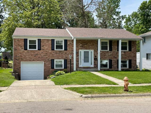 6407 Portsmouth Drive, Reynoldsburg, OH 43068 (MLS #221017412) :: The Tobias Real Estate Group