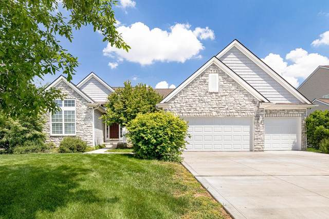 4698 Adwell Loop, Grove City, OH 43123 (MLS #221017430) :: Jamie Maze Real Estate Group