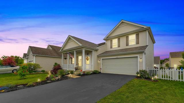 5935 Seager Drive, Westerville, OH 43081 (MLS #221017436) :: Ackermann Team