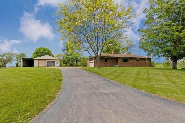 8740 NE Plain City-Georgesville Road, Plain City, OH 43064 (MLS #221017468) :: Jamie Maze Real Estate Group