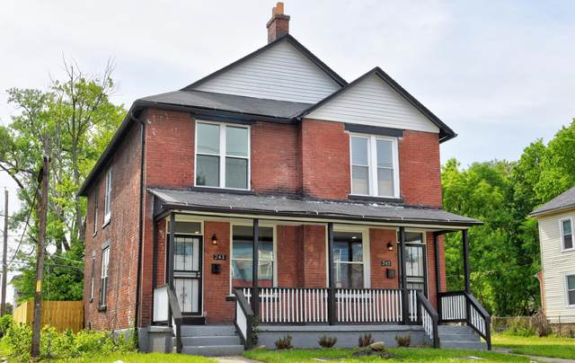 243 Taylor Avenue, Columbus, OH 43203 (MLS #221017477) :: Berkshire Hathaway HomeServices Crager Tobin Real Estate