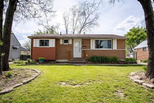 1703 Geraldine Avenue, Columbus, OH 43219 (MLS #221017481) :: Jamie Maze Real Estate Group