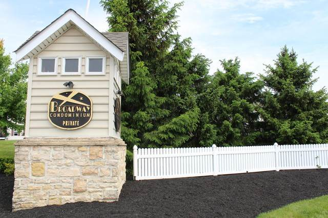 4179 Bradhurst Drive 20-417, Dublin, OH 43016 (MLS #221017492) :: The Tobias Real Estate Group