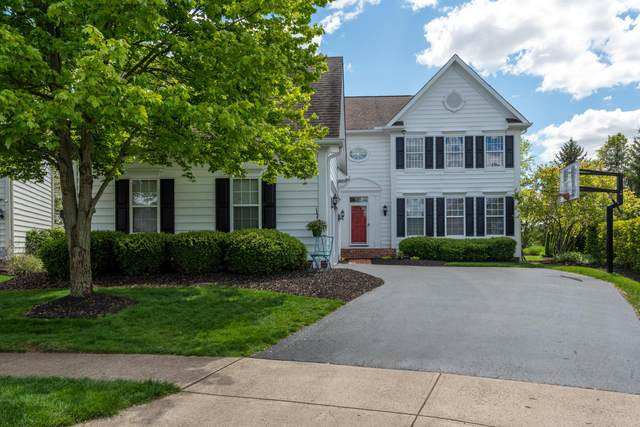 3451 Fairway Commons Drive, Hilliard, OH 43026 (MLS #221017529) :: ERA Real Solutions Realty