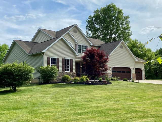8754 Cheshire Road, Sunbury, OH 43074 (MLS #221017564) :: The Tobias Real Estate Group