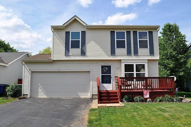 4972 Cashion Drive, Hilliard, OH 43026 (MLS #221017595) :: Jamie Maze Real Estate Group