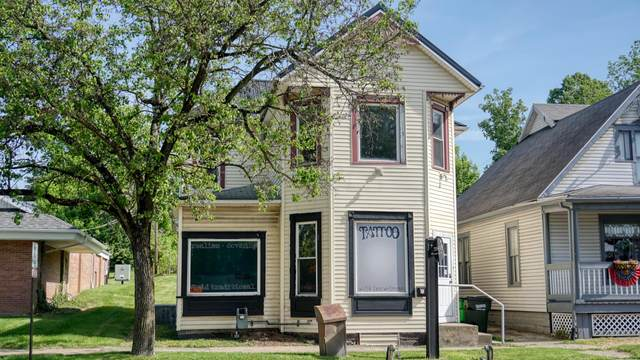 24 E Main Street, New Concord, OH 43762 (MLS #221017650) :: Jamie Maze Real Estate Group