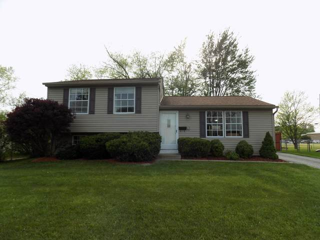 3679 Christopher Place, Grove City, OH 43123 (MLS #221017652) :: Jamie Maze Real Estate Group