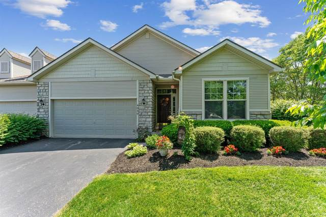4050 Coventry Manor Way, Hilliard, OH 43026 (MLS #221017655) :: The Tobias Real Estate Group