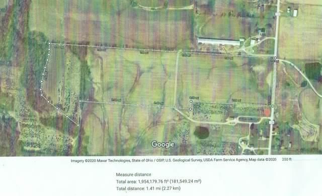 2551 Loudon Street, Granville, OH 43023 (MLS #221017697) :: The Holden Agency