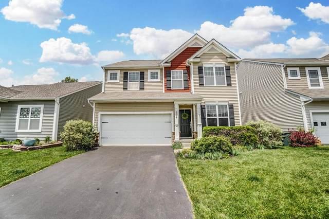 6216 Stockton Trail Way, Columbus, OH 43213 (MLS #221017701) :: Jamie Maze Real Estate Group