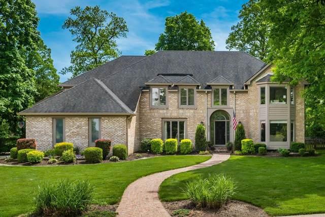 8357 Breckenridge Way, Columbus, OH 43235 (MLS #221017708) :: Jamie Maze Real Estate Group