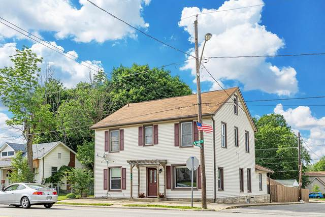 236 W Main Street, West Jefferson, OH 43162 (MLS #221017738) :: Signature Real Estate