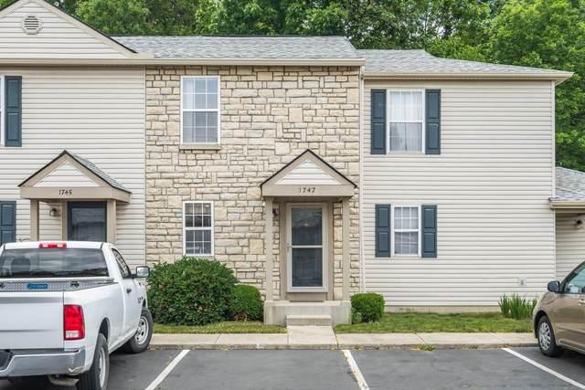 1747 Ridgebury Drive 137E, Hilliard, OH 43026 (MLS #221017739) :: The Tobias Real Estate Group