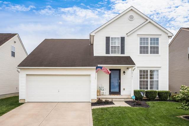 7151 Emerald Tree Drive, Canal Winchester, OH 43110 (MLS #221017749) :: Exp Realty