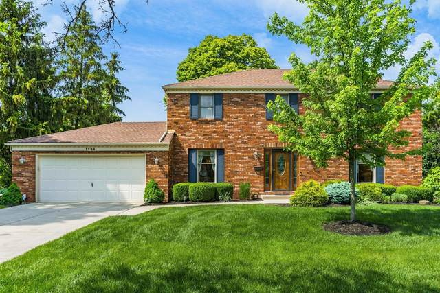 1286 Langston Drive, Columbus, OH 43220 (MLS #221017769) :: The Tobias Real Estate Group