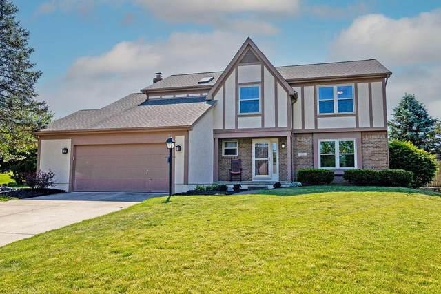 921 Torridon Court, Pickerington, OH 43147 (MLS #221017785) :: The Tobias Real Estate Group