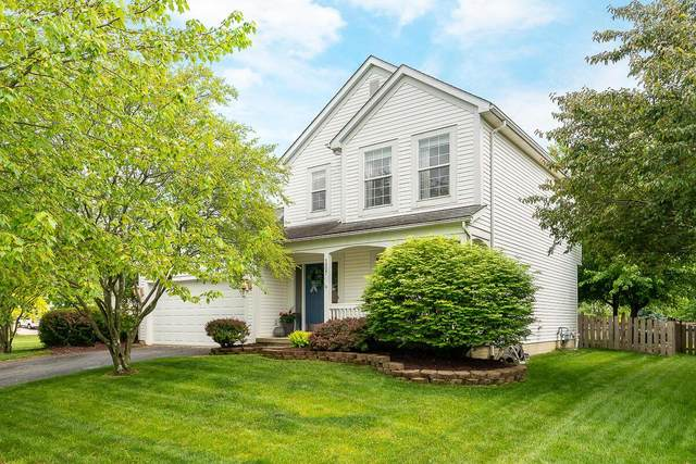 6807 Shadow Drive, Westerville, OH 43081 (MLS #221017798) :: The Tobias Real Estate Group