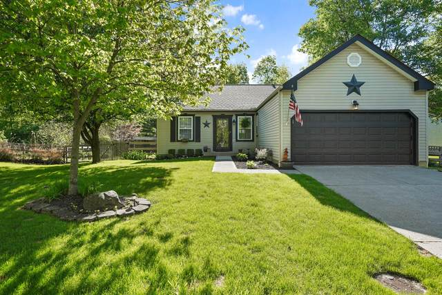 501 Ablemarle Circle, Delaware, OH 43015 (MLS #221017812) :: The Tobias Real Estate Group