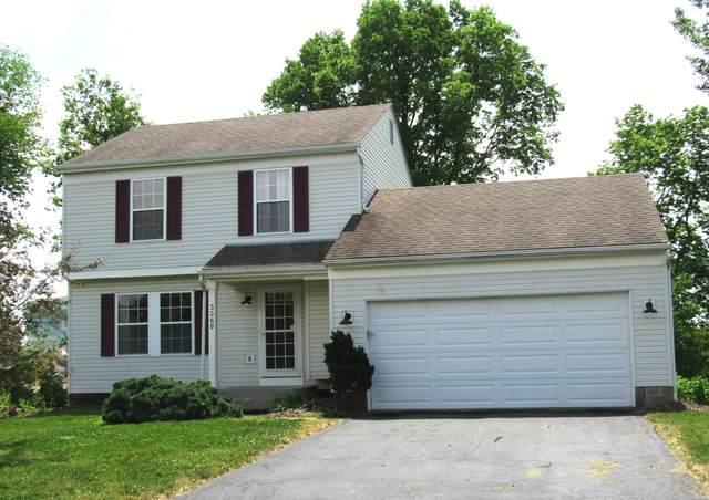3360 Gurtis Drive, Reynoldsburg, OH 43068 (MLS #221017834) :: The Tobias Real Estate Group