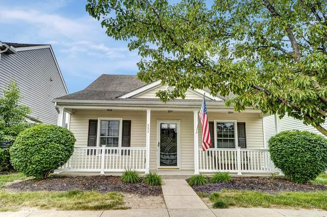 551 Perilous Place, Galloway, OH 43119 (MLS #221017866) :: RE/MAX Metro Plus