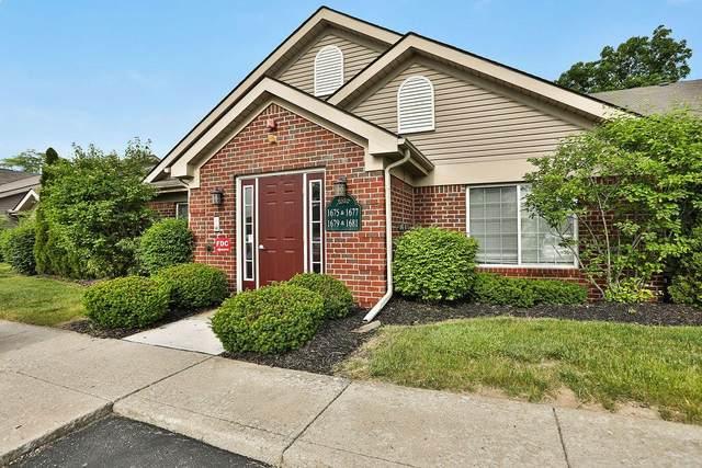 1681 Berrancher Drive #1681, Columbus, OH 43228 (MLS #221017884) :: RE/MAX Metro Plus