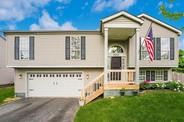 3200 Paradise Avenue, Hilliard, OH 43026 (MLS #221017898) :: 3 Degrees Realty