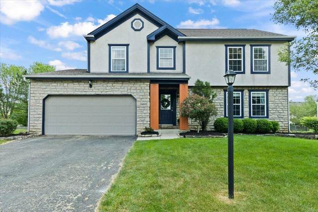 760 Middlebury Way, Powell, OH 43065 (MLS #221017902) :: Bella Realty Group