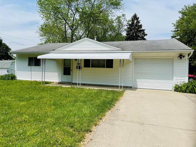 5116 Wyandot Place, Hilliard, OH 43026 (MLS #221017903) :: Exp Realty