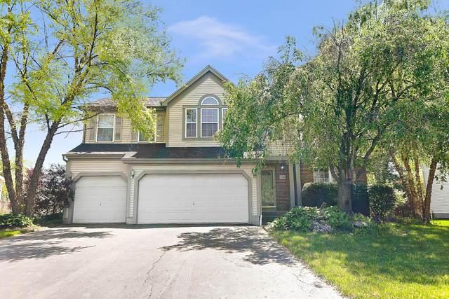5784 Quail Run Drive, Grove City, OH 43123 (MLS #221017906) :: The Tobias Real Estate Group