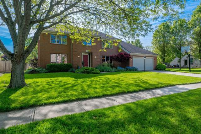 4098 Stoneroot Drive, Hilliard, OH 43026 (MLS #221017919) :: The Tobias Real Estate Group