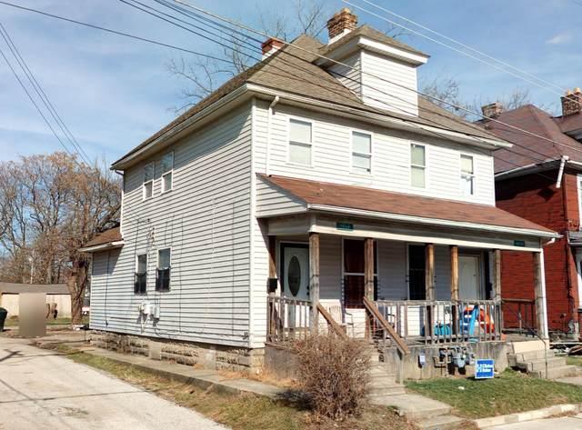 1068 E Fulton Street #1070, Columbus, OH 43205 (MLS #221017929) :: The Tobias Real Estate Group