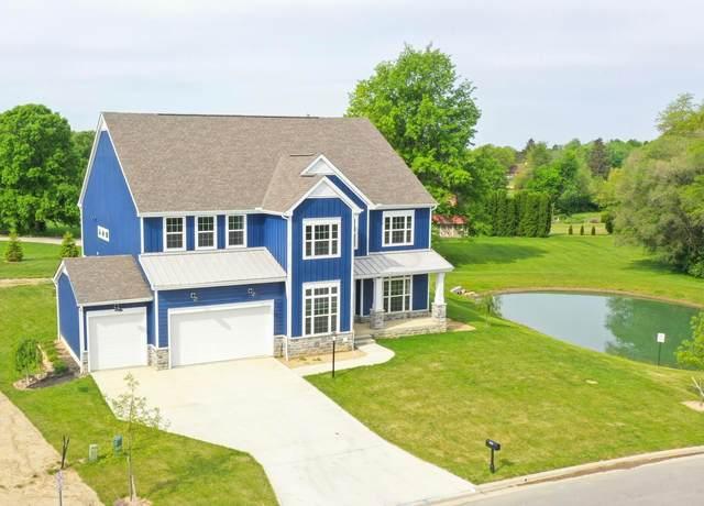 9311 Dewitt Drive, Plain City, OH 43064 (MLS #221017932) :: Greg & Desiree Goodrich | Brokered by Exp