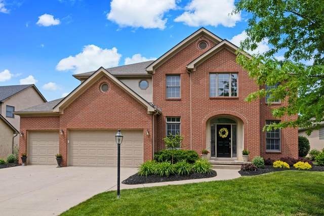 6734 Meadow Glen Drive S, Westerville, OH 43082 (MLS #221017941) :: Exp Realty