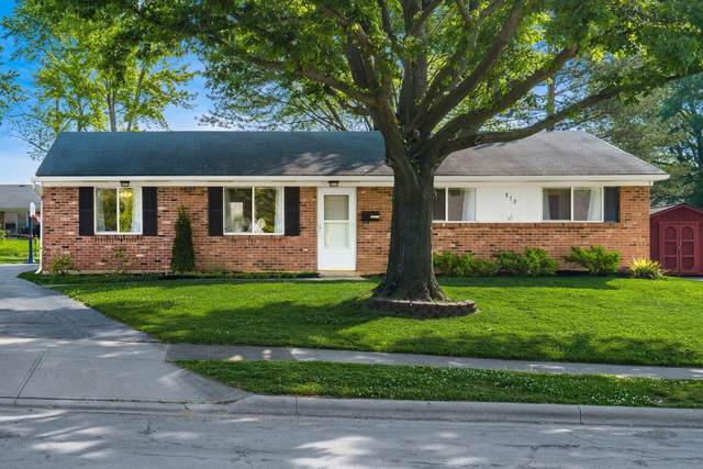 858 Liverpool Place, Westerville, OH 43081 (MLS #221017957) :: Ackermann Team