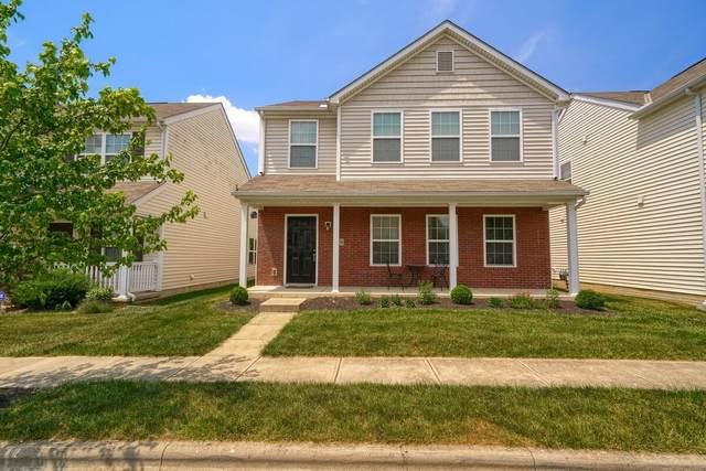 9259 Polaris Green Drive, Columbus, OH 43240 (MLS #221017968) :: Jamie Maze Real Estate Group