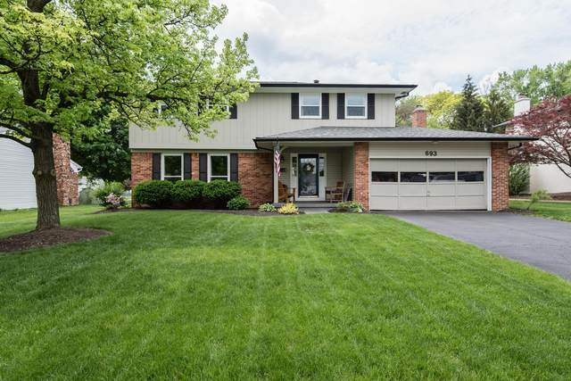 693 W Main Street, Westerville, OH 43081 (MLS #221017992) :: RE/MAX Metro Plus