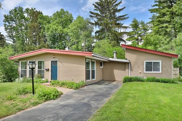 167 Douglas Drive, Gahanna, OH 43230 (MLS #221017993) :: The Tobias Real Estate Group