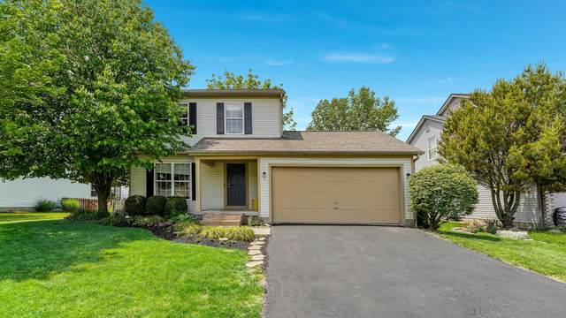 1301 Della Place, Columbus, OH 43228 (MLS #221017997) :: The Tobias Real Estate Group