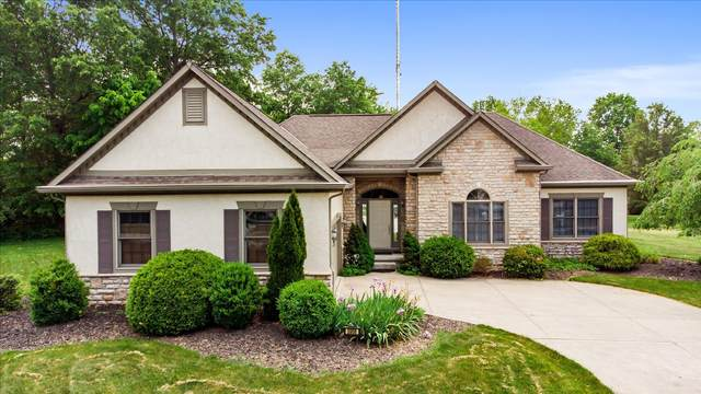 5908 Bretton Place, Westerville, OH 43082 (MLS #221018013) :: 3 Degrees Realty