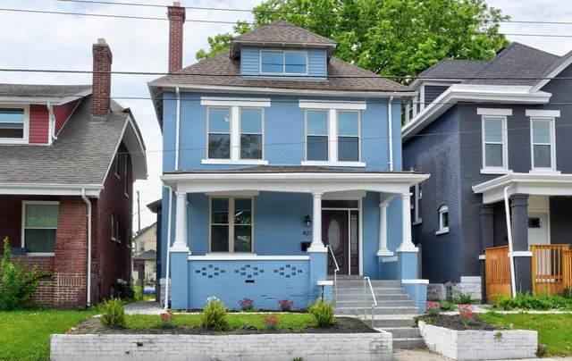 421 Saint Clair Avenue, Columbus, OH 43203 (MLS #221018027) :: Core Ohio Realty Advisors