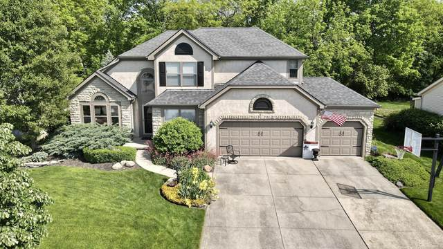 2252 Birch Bark Trail, Grove City, OH 43123 (MLS #221018028) :: Berkshire Hathaway HomeServices Crager Tobin Real Estate
