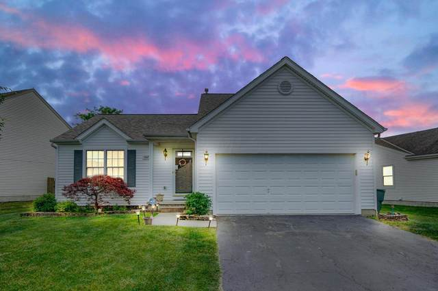 5302 John Browning Drive, Canal Winchester, OH 43110 (MLS #221018056) :: MORE Ohio