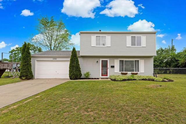 3393 Paxton Court, Hilliard, OH 43026 (MLS #221018070) :: MORE Ohio