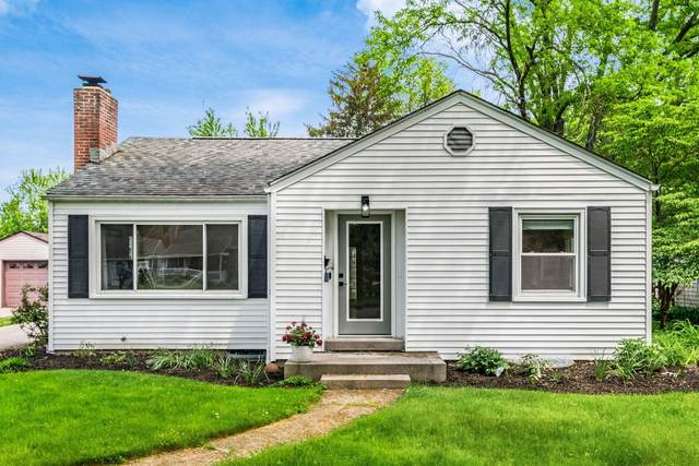 640 E Beaumont Road, Columbus, OH 43214 (MLS #221018073) :: The Tobias Real Estate Group