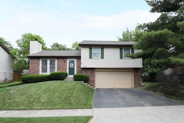 2242 Worthingwoods Boulevard, Powell, OH 43065 (MLS #221018075) :: Jamie Maze Real Estate Group