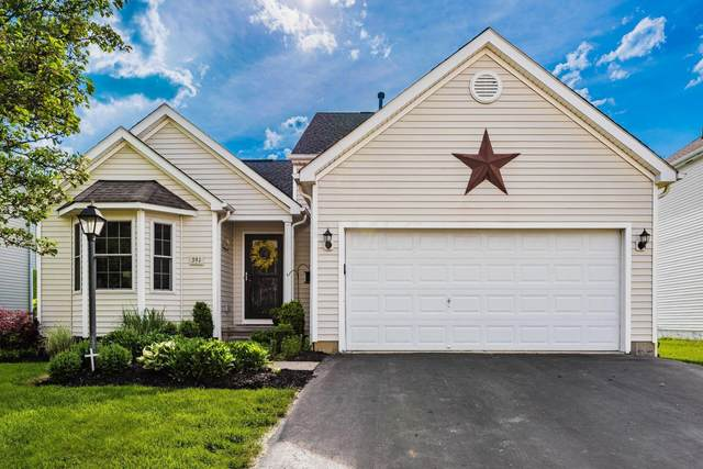 391 Grinnell Street, Pickerington, OH 43147 (MLS #221018079) :: The Tobias Real Estate Group