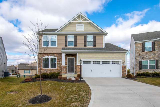 6143 Brandon Drive, Lewis Center, OH 43035 (MLS #221018089) :: The Tobias Real Estate Group