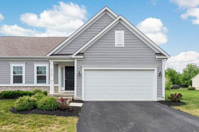 4319 Ahwick Green #39, Hilliard, OH 43026 (MLS #221018098) :: The Tobias Real Estate Group